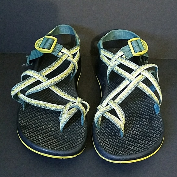 73accb0f7a75 Chaco Shoes - Chaco Women s ZX 2 Sandals Yellow   Green